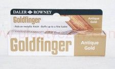 Pasta pozłotnicza Goldfinger Antique Gold nr 600 22 ml Daler-Rowney