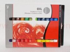 Komplet farb olejnych Simply Daler-Rowney 24x12 ml