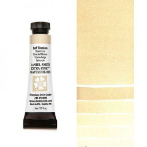 Farba akwarelowa Daniel Smith extra fine watercolour 009 seria 1 buff titanium 5 ml