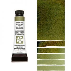 Farba akwarelowa Daniel Smith 109 seria 1 undersea green  5 ml