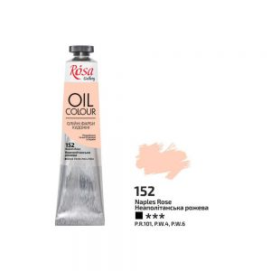 Rosa Gallery farba olejna Oil colour nr 152 naples rose 45 ml