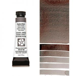 Farba akwarelowa Daniel Smith 188 SHADOW VIOLET extra fine watercolourseria 2 5 ml