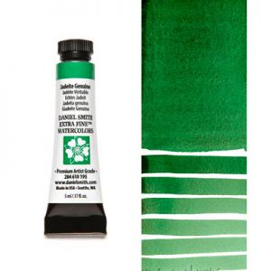 Farba akwarelowa Daniel Smith 195 Jadeite Genuine extra fine watercolours seria 4 5 ml