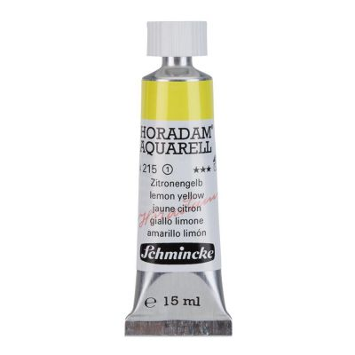 Farba akwarelowa Horadam Schmincke tubka 15 ml nr 215 Lemon yellow