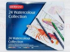 Kredki akwarelowe Watercolour Collection Derwentl 24 szt
