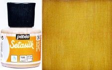 Farba do jedwabiu Setasilk Pebeo 45 ml nr 24 Old gold