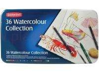 Kredki akwarelowe Watercolour Collection Derwentl 36 szt