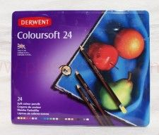 Komplet kredek Coloursoft 24 kol