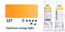 Farba akwarelowa Horadam Schmincke tubka 5 ml nr 227 Cadmium orange light