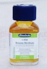 Bronze Schmincke medium 60 ml