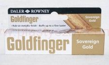 Pasta pozłotnicza Goldfinger Sovereign Gold nr 675 22 ml Daler-Rowney