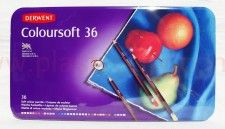 Komplet kredek Coloursoft 36 kol