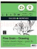 Blok Fine Grain Drawing oraz ECO 120g 30ark. A4