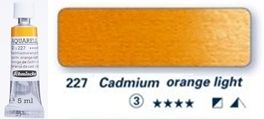 Farba akwarelowa Aquarell Horadam Schmincke nr 227 seria 3 Cadmium orange light tubka 15 ml