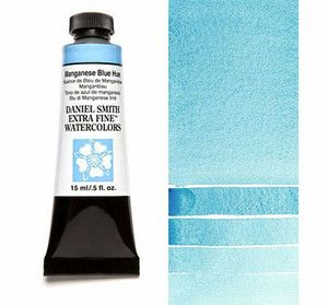 Farba akwarelowa Daniel Smith 051 Manganese Blue Hue extra fine watercolours seria 1 15 ml