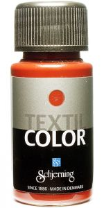Farba do tkanin Schjerning Textile color 50 ml 1632 brazowa