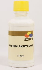 Medium akrylowe 250 ml