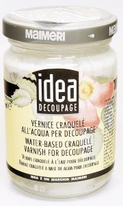 Werniks pękający do techniki decoupage Idea Decoupage nr 743 125 ml